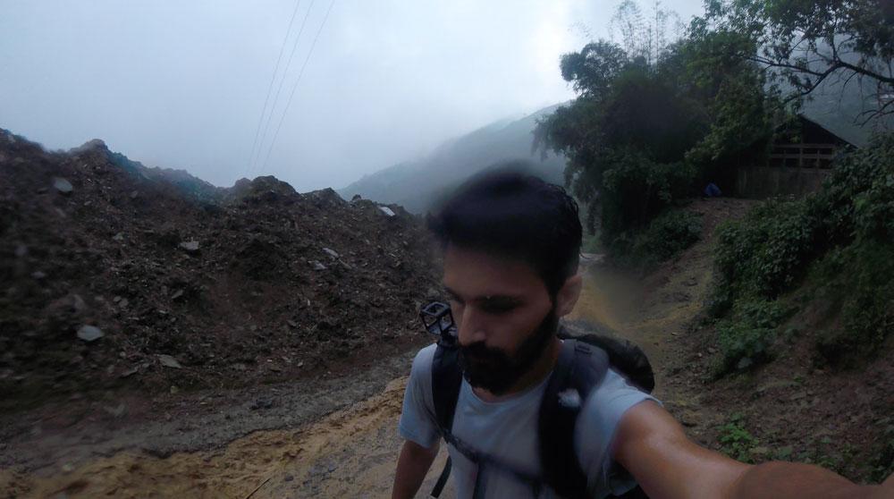 De la pluie à Sapa