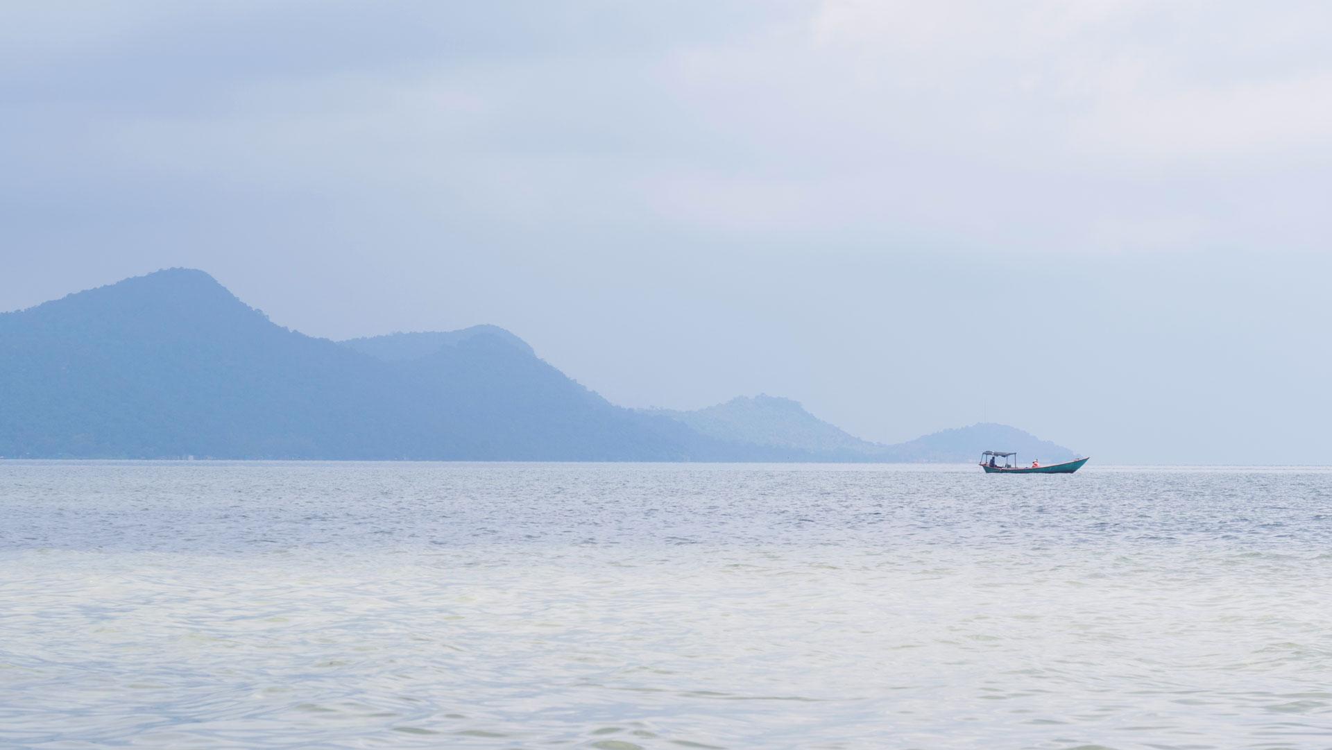 Pêcheur à Phu Quoc